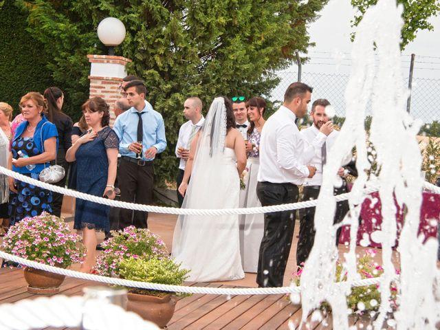 La boda de Antonio y Sandra en Cubas De La Sagra, Madrid 12