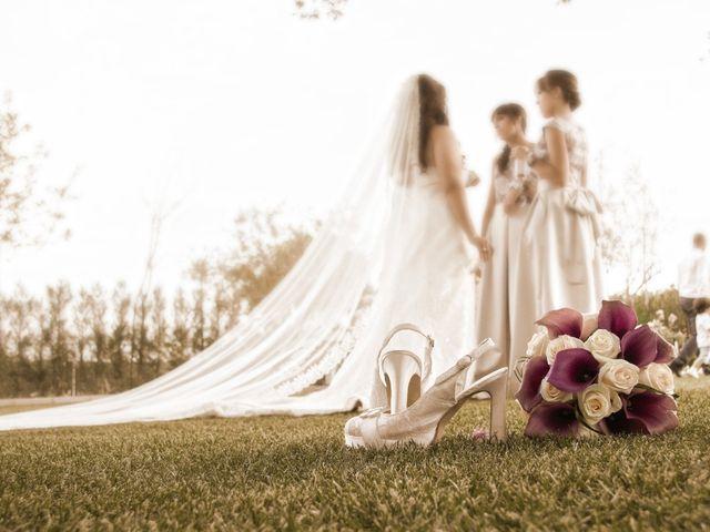 La boda de Antonio y Sandra en Cubas De La Sagra, Madrid 14