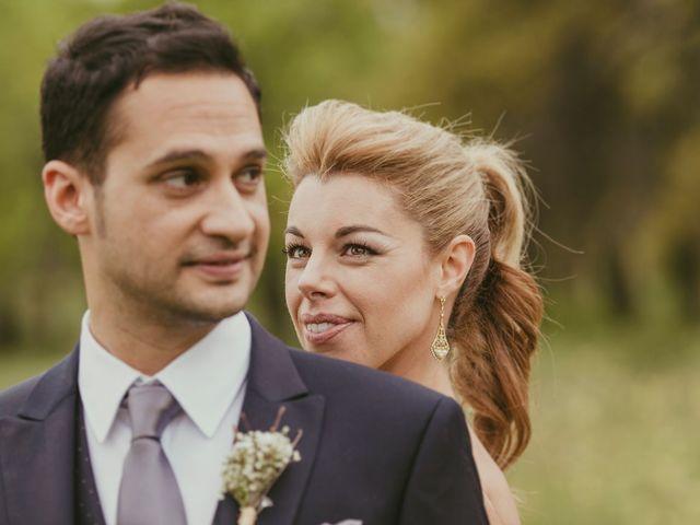 La boda de Melanie y Amit