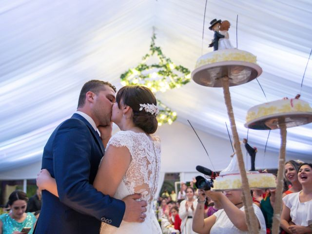 La boda de Julián y Mónica en Tomelloso, Ciudad Real 14