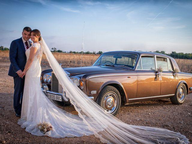 La boda de Julián y Mónica en Tomelloso, Ciudad Real 18