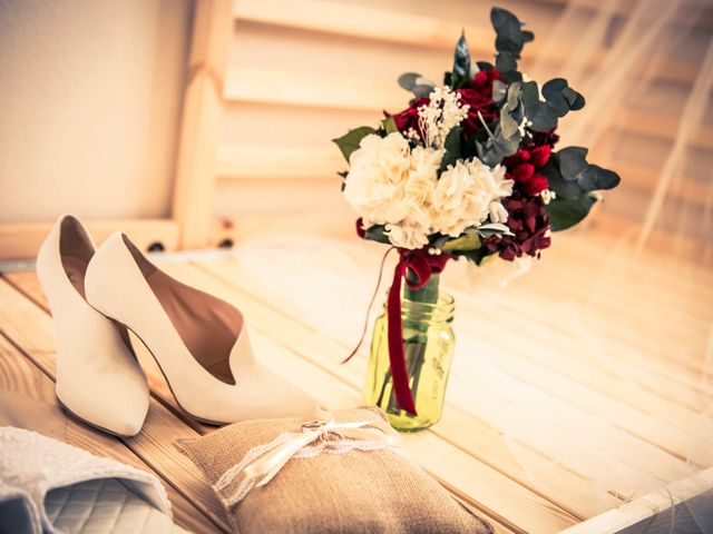 La boda de Alberto y Cristina en Illescas, Toledo 5