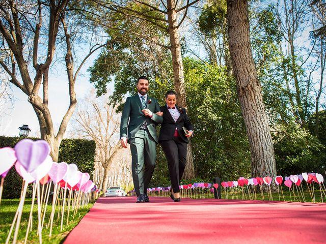 La boda de Alberto y Cristina en Illescas, Toledo 10