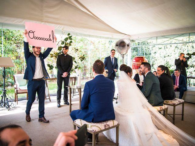 La boda de Alberto y Cristina en Illescas, Toledo 14
