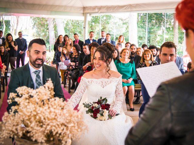 La boda de Alberto y Cristina en Illescas, Toledo 15