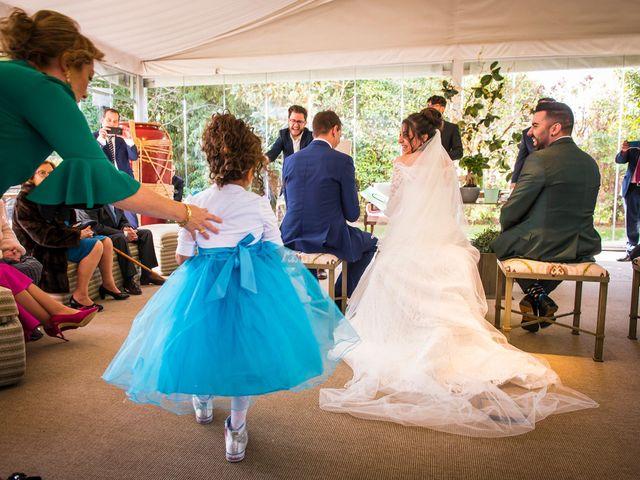 La boda de Alberto y Cristina en Illescas, Toledo 18
