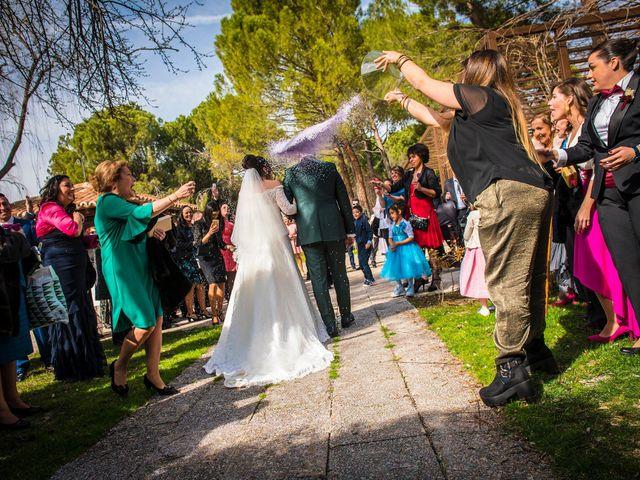 La boda de Alberto y Cristina en Illescas, Toledo 24