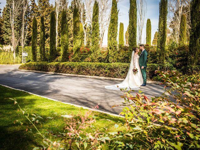 La boda de Alberto y Cristina en Illescas, Toledo 25