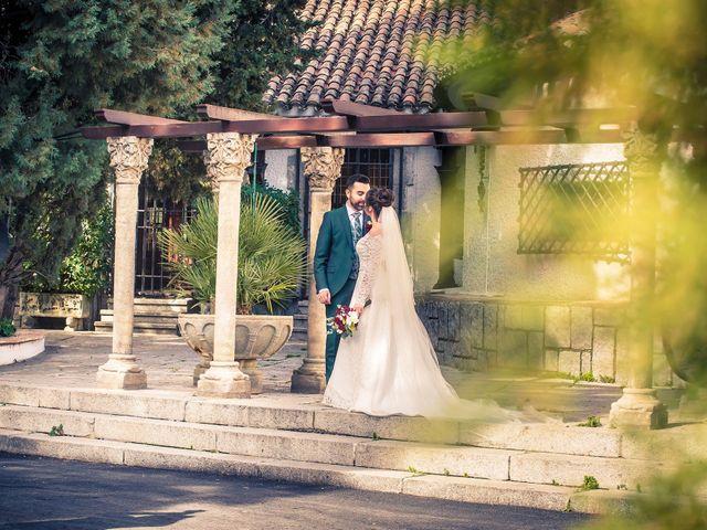 La boda de Alberto y Cristina en Illescas, Toledo 26