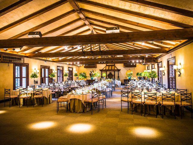 La boda de Alberto y Cristina en Illescas, Toledo 33