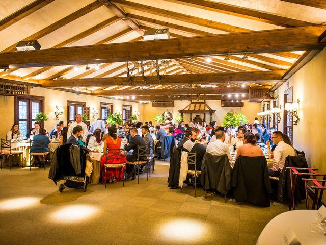 La boda de Alberto y Cristina en Illescas, Toledo 38