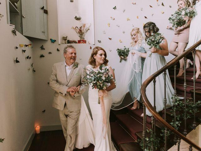 La boda de Jonathan y Nikki en Girona, Girona 71