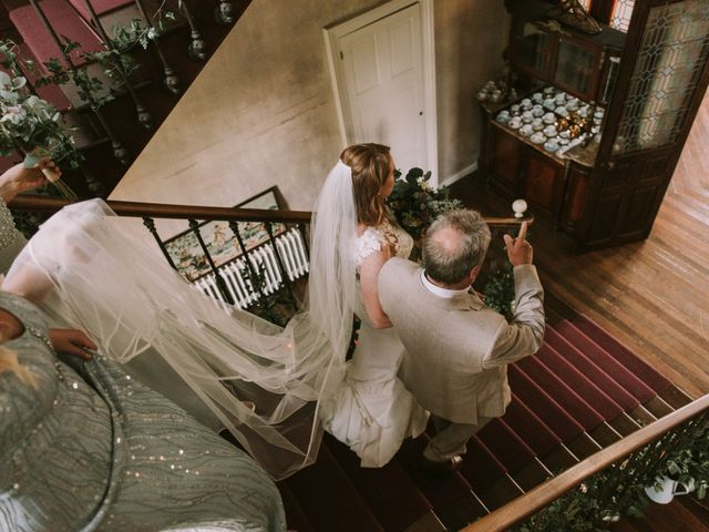 La boda de Jonathan y Nikki en Girona, Girona 72