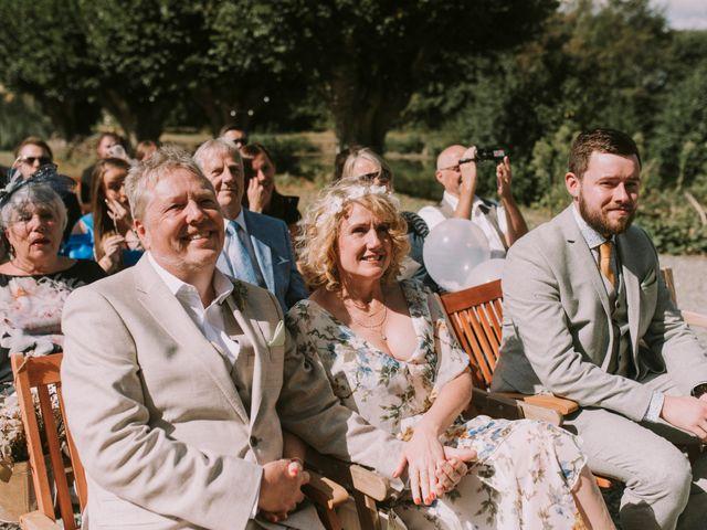 La boda de Jonathan y Nikki en Girona, Girona 85