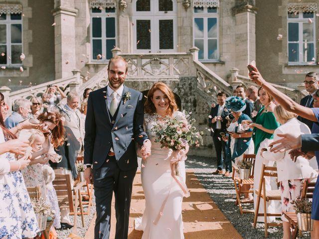 La boda de Nikki y Jonathan