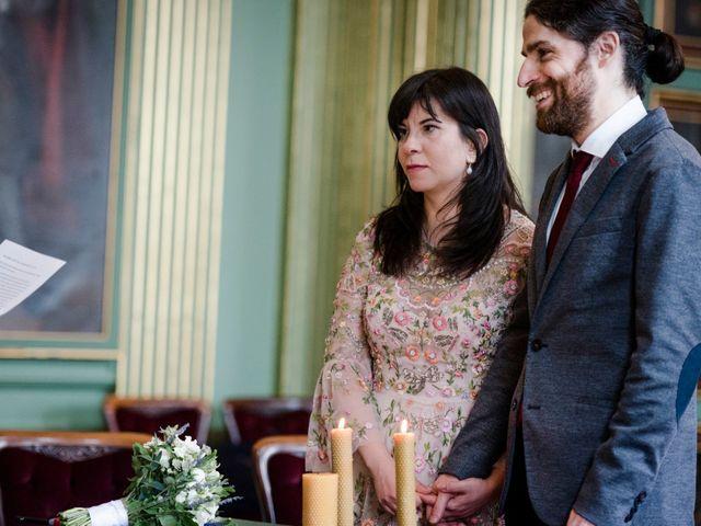 La boda de Tincho y Alba en Zamora, Zamora 37