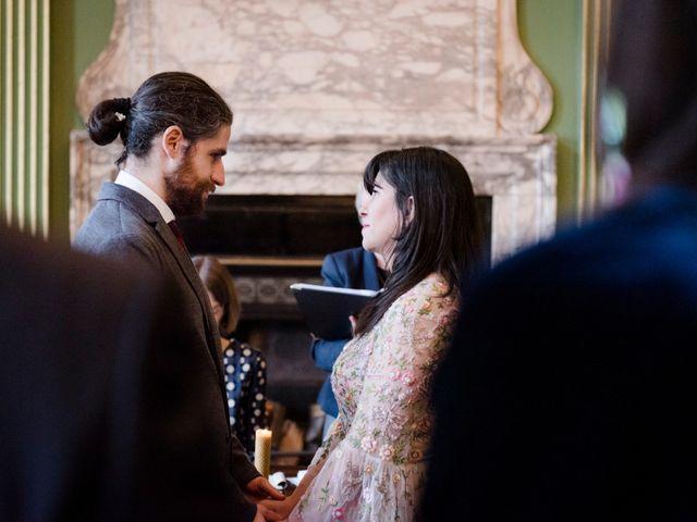 La boda de Tincho y Alba en Zamora, Zamora 44