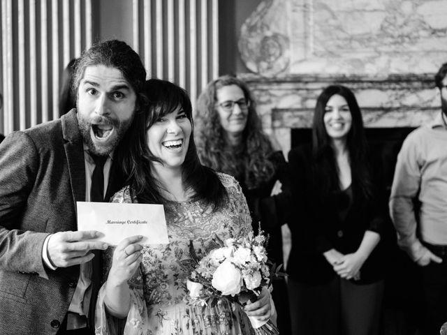 La boda de Tincho y Alba en Zamora, Zamora 51