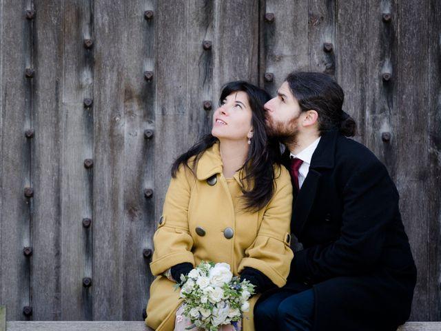 La boda de Tincho y Alba en Zamora, Zamora 78