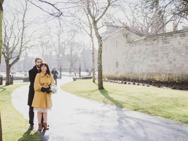La boda de Tincho y Alba en Zamora, Zamora 81