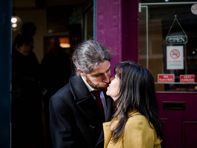La boda de Tincho y Alba en Zamora, Zamora 87