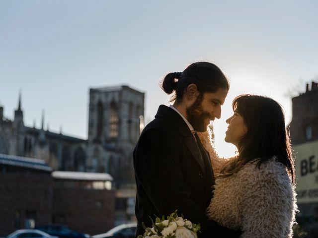 La boda de Tincho y Alba en Zamora, Zamora 103