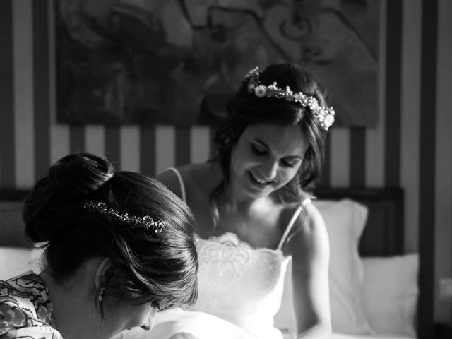 La boda de Adrián y Cristina en Telleiro, A Coruña 15