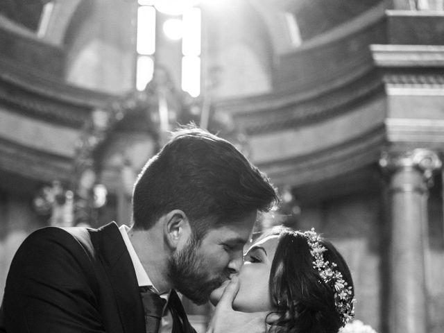 La boda de Adrián y Cristina en Telleiro, A Coruña 23