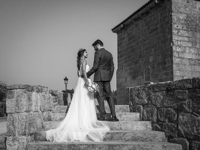 La boda de Adrián y Cristina en Telleiro, A Coruña 28