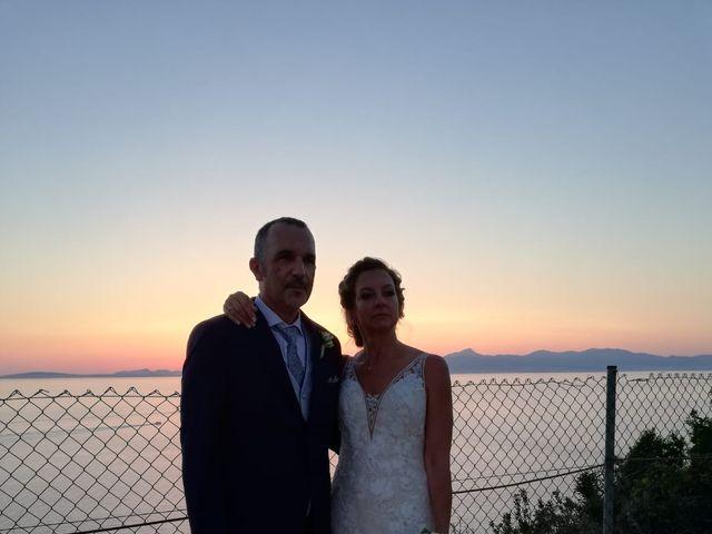 La boda de Ángel y Maribel en Bahia Grande, Islas Baleares 3