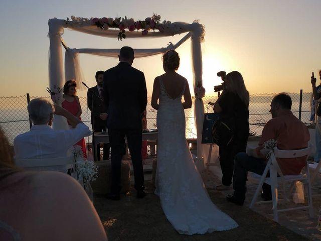 La boda de Ángel y Maribel en Bahia Grande, Islas Baleares 5