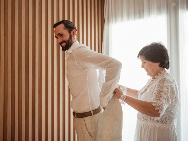 La boda de Oscar y Andrea en Arenys De Mar, Barcelona 50