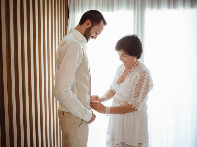 La boda de Oscar y Andrea en Arenys De Mar, Barcelona 52
