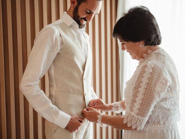 La boda de Oscar y Andrea en Arenys De Mar, Barcelona 53