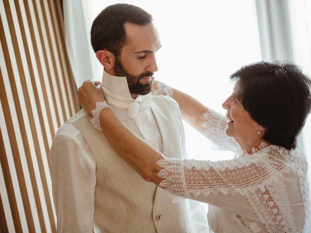 La boda de Oscar y Andrea en Arenys De Mar, Barcelona 55