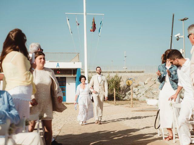 La boda de Oscar y Andrea en Arenys De Mar, Barcelona 77