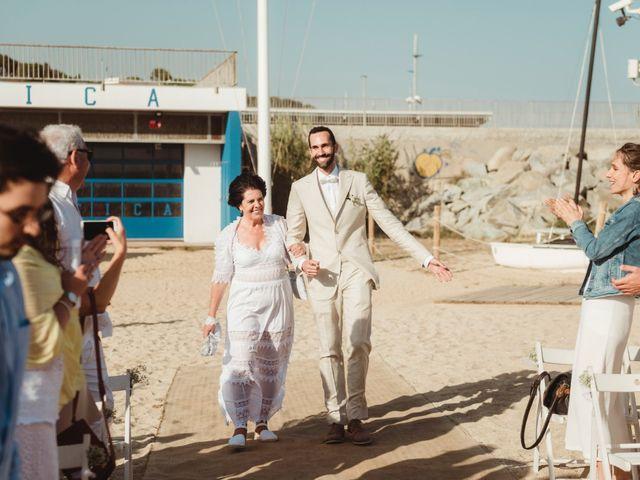 La boda de Oscar y Andrea en Arenys De Mar, Barcelona 78