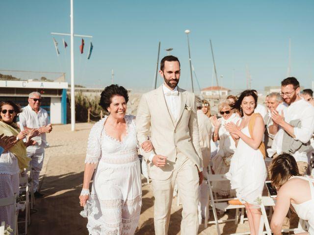 La boda de Oscar y Andrea en Arenys De Mar, Barcelona 79