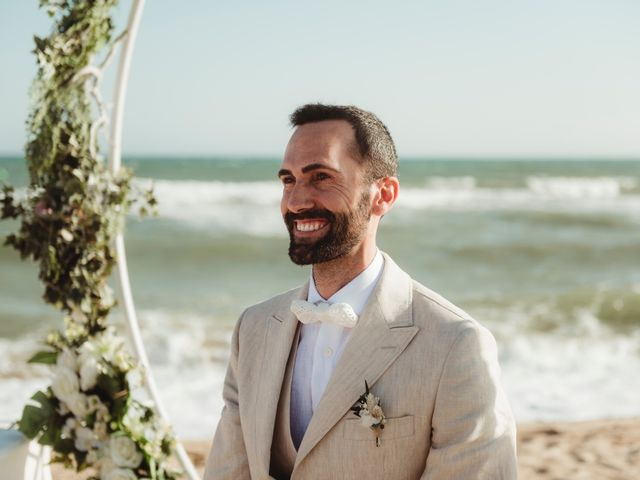La boda de Oscar y Andrea en Arenys De Mar, Barcelona 81