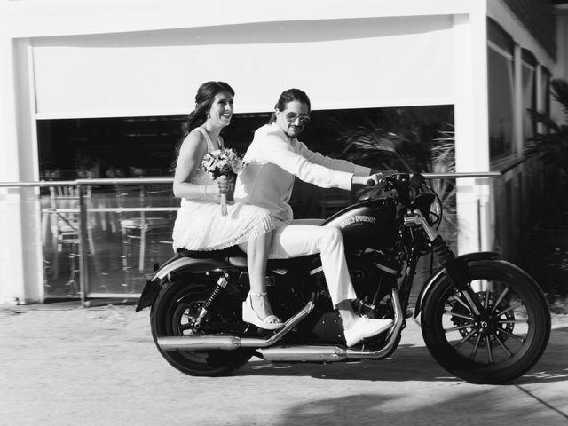 La boda de Oscar y Andrea en Arenys De Mar, Barcelona 85