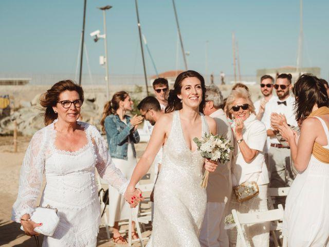 La boda de Oscar y Andrea en Arenys De Mar, Barcelona 92