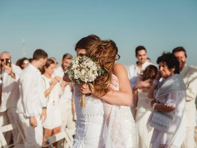 La boda de Oscar y Andrea en Arenys De Mar, Barcelona 93