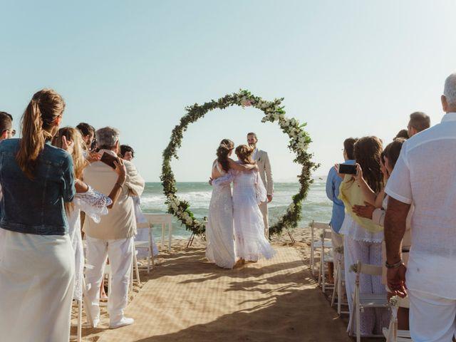 La boda de Oscar y Andrea en Arenys De Mar, Barcelona 94