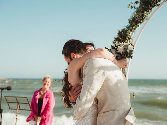 La boda de Oscar y Andrea en Arenys De Mar, Barcelona 95
