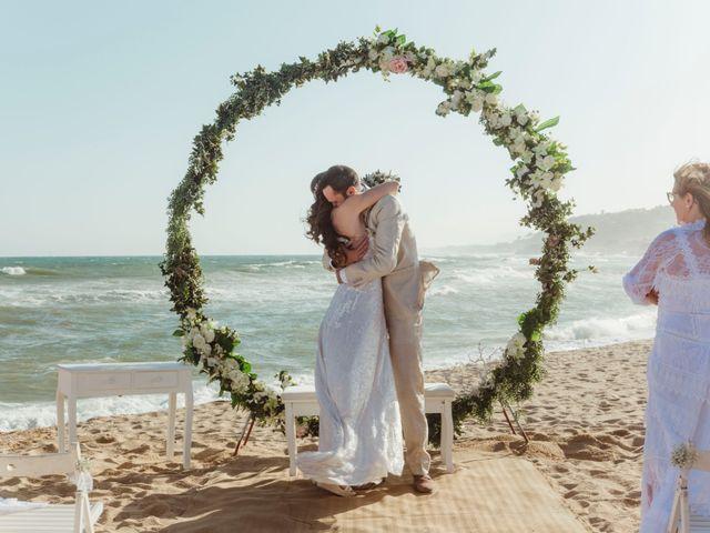 La boda de Oscar y Andrea en Arenys De Mar, Barcelona 96