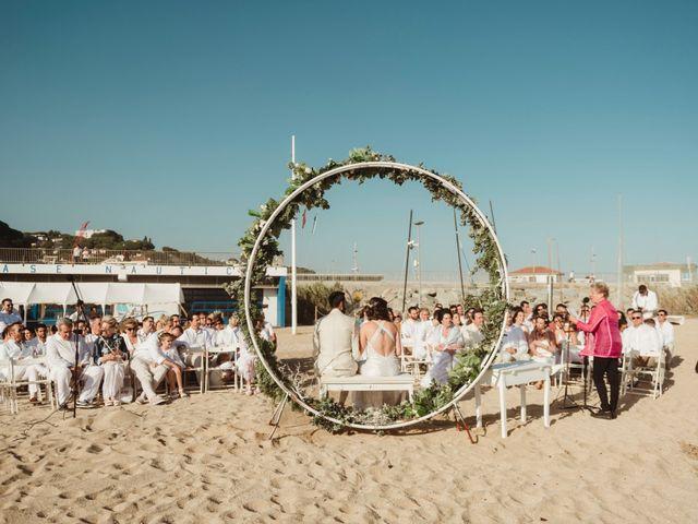 La boda de Oscar y Andrea en Arenys De Mar, Barcelona 99