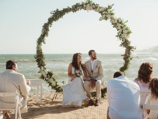 La boda de Oscar y Andrea en Arenys De Mar, Barcelona 100