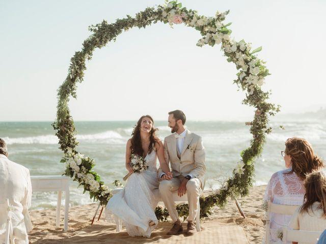 La boda de Oscar y Andrea en Arenys De Mar, Barcelona 101