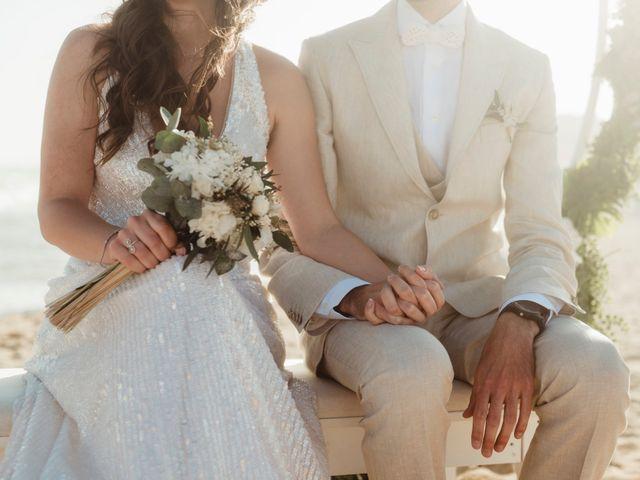 La boda de Oscar y Andrea en Arenys De Mar, Barcelona 102