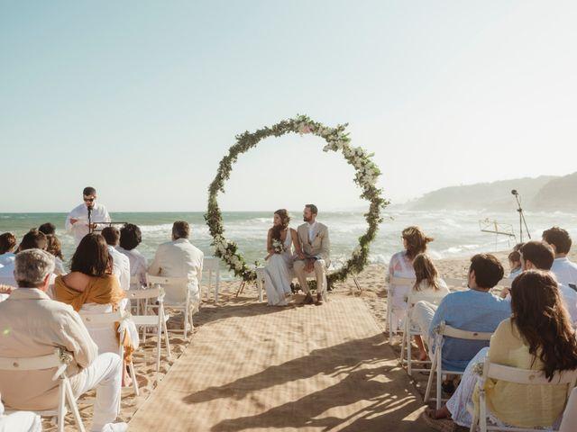 La boda de Oscar y Andrea en Arenys De Mar, Barcelona 103